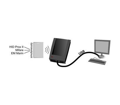 Фото №1 , обзор IronLogic Z-2 USB
