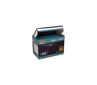 Фото №1 батарейки LogicPower Super heavy duty AAA R03P (4шт в блистере)