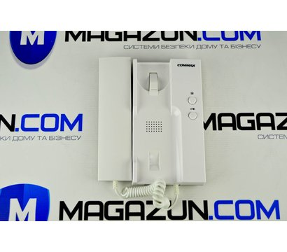 Фото №3 аудиотрубки Commax DP-4VHP White