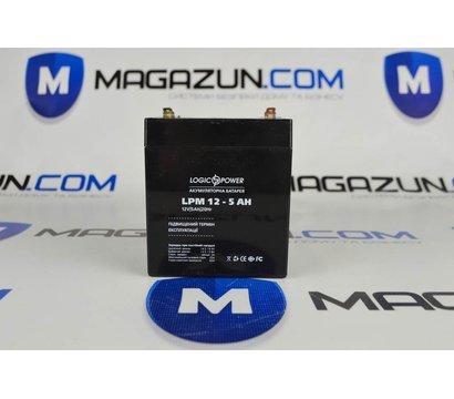 Фото №3 аккумулятора LogicPower LPM 12-5.0 AH