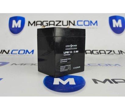 Фото №4 аккумулятора LogicPower LPM 12-5.0 AH