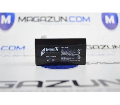 Фото №1 аккумулятора Trinix 1.2 Ач, 12В