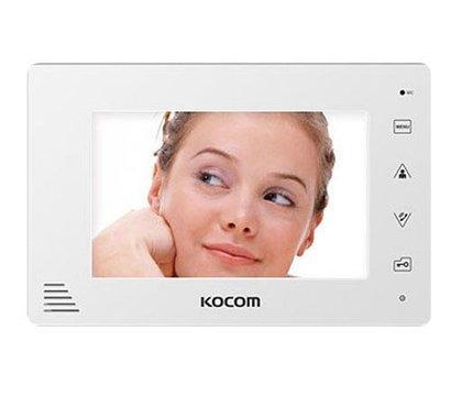 Фото №2 видеодомофона Kocom KCV-A374 monoSD