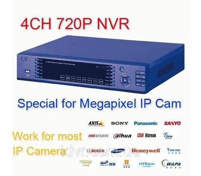 Фото IP видеорегистратора Atis NVR-6004