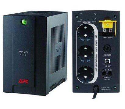 Фото №1 ИБП APC Back-UPS RS 650VA — BX650CI-RS