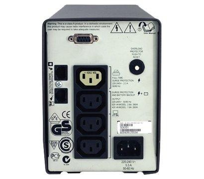 Фото №1 ИБП APC Smart-UPS SC 620VA — SC620I