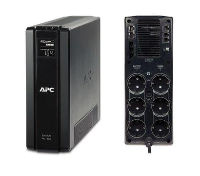 Фото №1 ИБП APC Back-UPS Pro 1500VA — BR1500G-RS