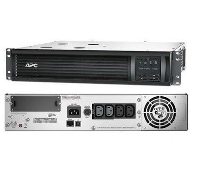 Фото №1 ИБП APC Smart-UPS RM 1500VA 2U LCD — SMT1500RMI2U