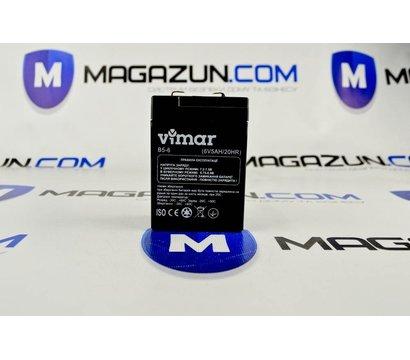 Фото №1 аккумулятора VIMAR B5-6 6В