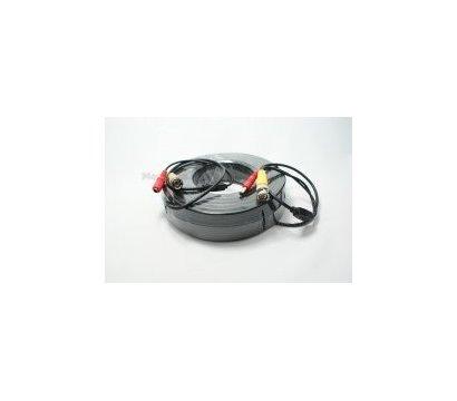 Фото кабеля Lux BNC+DC 25м