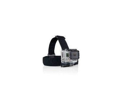 Фото  Крепление GoPro Head Strap Mount — GHDS30