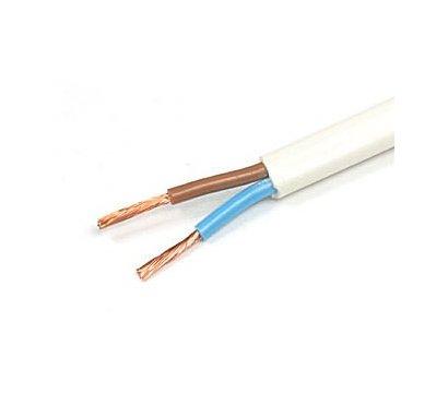 Фото электрического кабеля ШВВП 2*0.75, 100м.