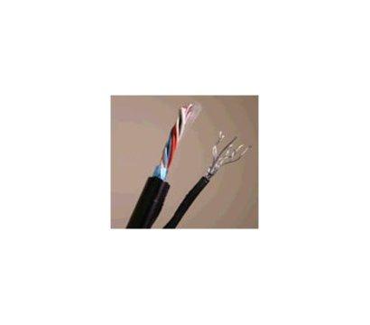 Фото кабеля LogicPower FTP 5e 4x2x0.51 CCA с тросом (ал+медь) 305м