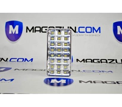 Фото 4 Фонарь-лампа Yajia 9817, 24SMD, солнечная батарея, пульт Д/У