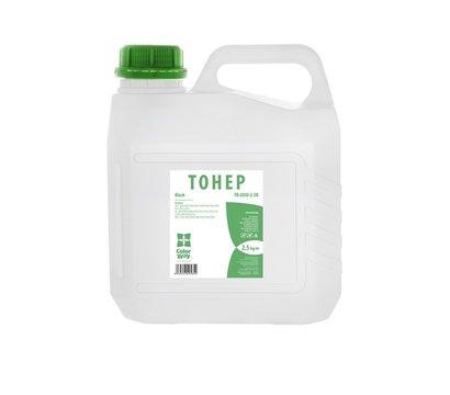 Фото тонера ColorWay TB-2030-2.5B) для Brother HL-2040/5250/7010 2,5 кг