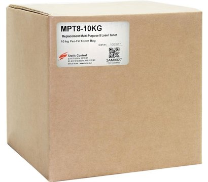 Фото тонера SCC MPT8-10KG для HP LJ Universal Black 10кг