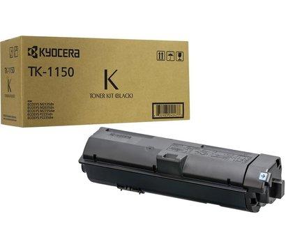 Фото тонера Kyocera Mita TK-1150 для P2235dn/P2235dw/M2135dn/M2635dn/M2735dw - 1T02RV0NL0
