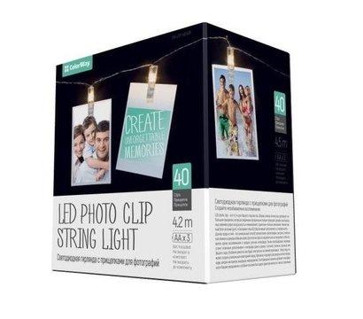 Фото светодиодных гирляндов ColorWay CW-LCP-40L42B