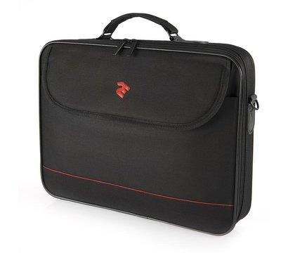 Фото №1 сумки для ноутбука 2E 2E-CBN116BK Black