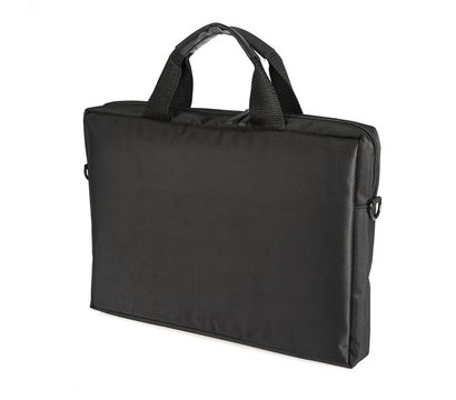 Фото №1 сумки для ноутбука 2E 2E-CBN313BK Black