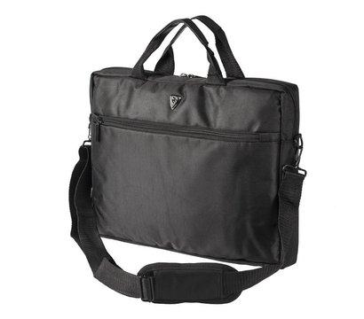 "Фото №1 сумки для ноутбука 2E 2E-CBN317BK Black 17-17.3"""