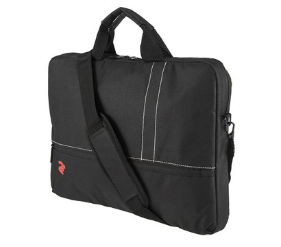 Фото №1 сумки для ноутбука 2E 2E-CBN516BK Black