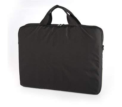 Фото №1 сумки для ноутбука 2E 2E-CBN617BK Black