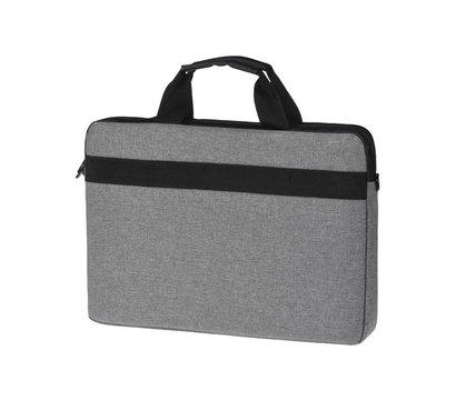 Фото №1 сумки для ноутбука 2E 2E-CBN816GR Grey