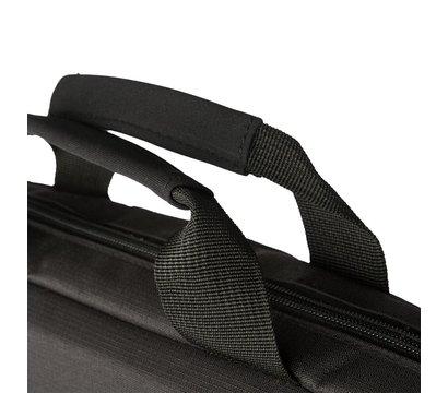 Фото №1 сумки для ноутбука Grand-X SB-128 Black