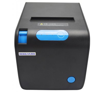 Фото №1 принтера печати чеков Rongta RP328USE (USB, RS232, Ethernet)