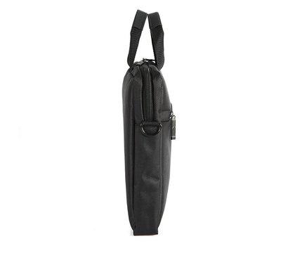 Фото №2 сумки для ноутбука 2E 2E-CBN313BK Black