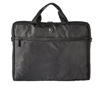 "Фото №2 сумки для ноутбука 2E 2E-CBN317BK Black 17-17.3"""