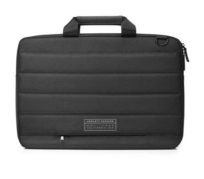 Фото №2 сумки для ноутбука HP Signature Slim Top Load Black/Grey — L6V67AA