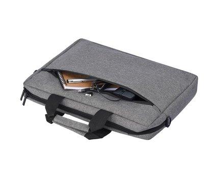 Фото №3 сумки для ноутбука 2E 2E-CBN315GY Grey