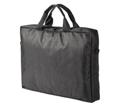 "Фото №3 сумки для ноутбука 2E 2E-CBN317BK Black 17-17.3"""