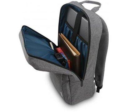 Фото №4 рюкзака для ноутбука Lenovo Casual B210 Grey