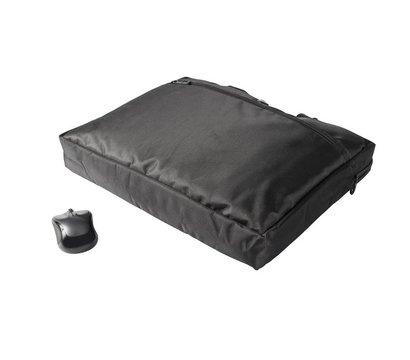 "Фото №5 сумки для ноутбука 2E 2E-CBN317BK Black 17-17.3"""