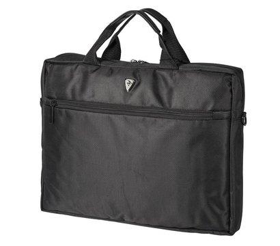 "Фото сумки для ноутбука 2E 2E-CBN317BK Black 17-17.3"""