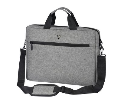 """Фото сумки для ноутбука 2E 2E-CBN317GY Grey 17-17.3"""""""