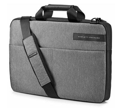 Фото сумки для ноутбука HP Signature Slim Top Load Black/Grey — L6V67AA