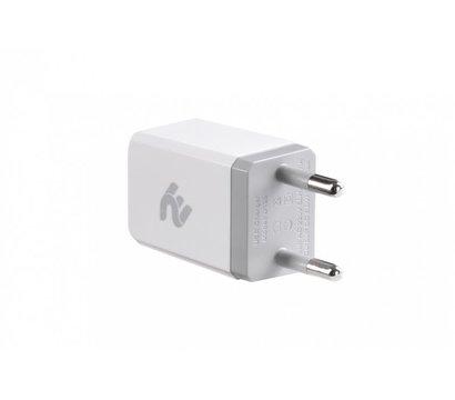 Фото №1 зарядного устройства 2E 2E-WC1USB1A-W White
