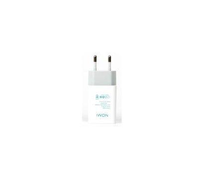 Фото №3 зарядного устройства Nomi HC05211 White — 481610