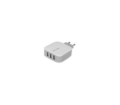 Фото зарядного устройства ColorWay CW-CHS003-WT White