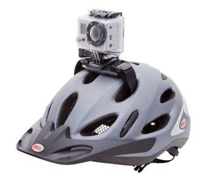 Фото №1  Крепление GoPro Vented Helmet Strap Mount — GVHS30