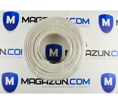 Фотографія 4 коаксиал Кабель Matrix 3C2V+2x0.51 CCA / 100м