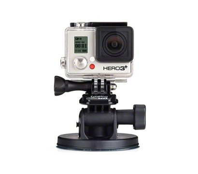 Фото №1  Крепление GoPro Suction Cup Mount 2 — AUCMT-302
