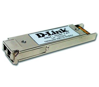 Фото оптоволоконного модуля D-Link DEM-422XT