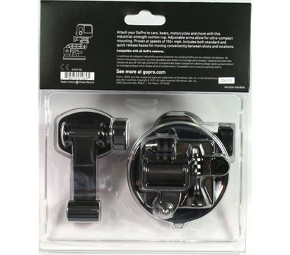 Фото №2  Крепление GoPro Suction Cup Mount 2 — AUCMT-302