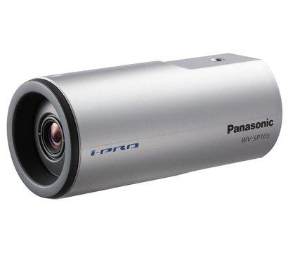 Фото IP видеокамеры Panasonic WV-SP105E