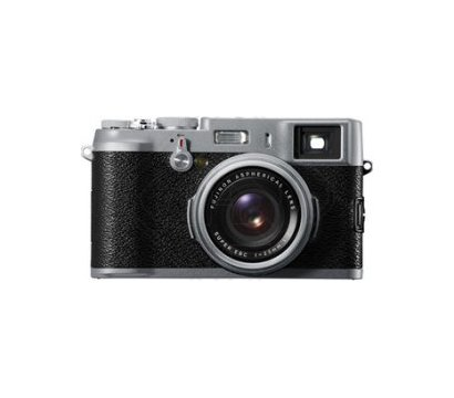 Фото фотоаппарата Fujifilm FinePix X100 Black - 16128335